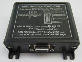RDAC CAN (Rotax 912iS)